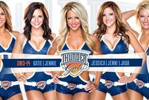 okc thunder girls 2015