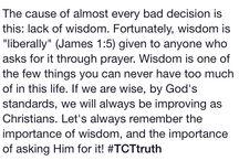 TCT Truth