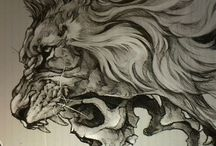 leon tattoo