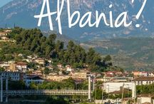 Albania-what a beautiful place / Inspiration for our upcoming trip to Albania, beaches, lakes, nature and architecture