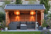 Lábon álló tető