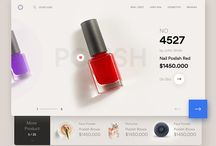 Web-design. Card of Product