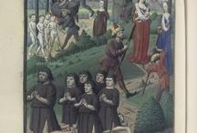 Babywearing in Medieval / hordozás a középkorban