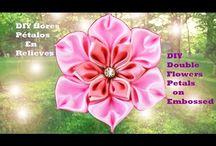 Flor en cinta