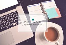 simple + spice / this is the official Pinterest board for all things simple + spice related
