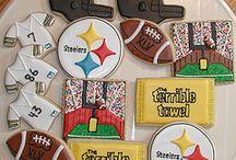 Sports Sugar Cookies