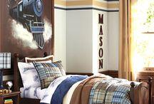 Kids/teen rooms / by Monica Woolbright