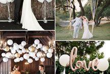bröllpsballonger