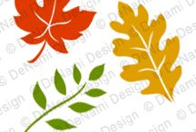 Fall/Autumn Stamps