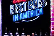 Best Bars in America / America's best bars, according to the editors of Esquire.