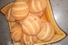 gâteaux et biscuits secs