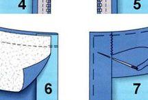 sewing - chin