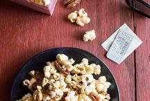Snacky Stuff I Fancy / by Kimberly {Rhubarb and Honey}