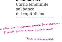 Meat Market. Carne femminile sul banco del capitalismo