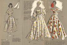 1940s & 50s ideas