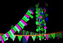 Glow in the dark party / by Rosanna Gaitan