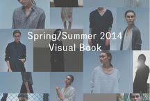 SS'14 Visual Book / Spring Summer 2014 Visual Book