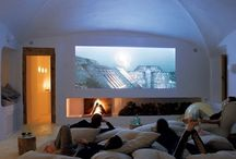 Studios / My idea of cinema room