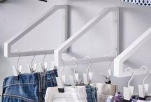 hangingclothes ideas