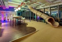 Office Creativity / Some incredible office designs and accessories that we think are amazing.