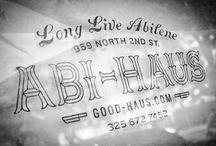 Typographie / Du design à la lettre