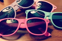 Sunglasses! B) / by Caitlin Langlie