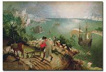 "Story of ""Pieter Bruegel"""