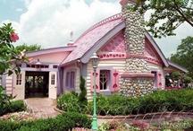 Fairy Tale Cottages / by Pat Zardi