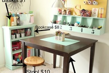 Craft Rooms / by Destri | The Mother Huddle