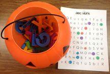 Fall Classroom Ideas / by Mindy Gantert Bell