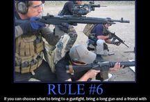 Gun Fight rule