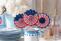 Patriotic Decor & More / by Ellis Home and Garden