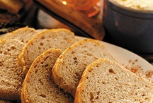 Breads / by Tina Marie Hanson