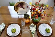 Beautiful Tablescapes / by Debbie Mayfield
