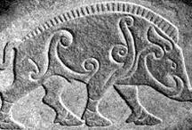 Celtic creatures