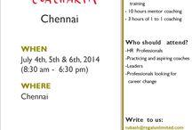 Mentor Coaching at Regal Unlimited / ICF Training at Chennai, India