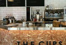 Интерьер кафе 2017-2018