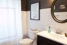 Bathroom Ideas / by Shannan Epps-Henry