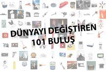 DÜNYAYI DEĞİŞTİREN 101 BULUŞ