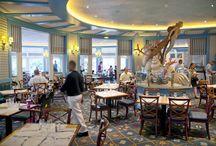 Cape Cod Restaurant - Clippers Quay Travel / Disney's Newport Bay Club - Cape Cod Restaurant, Disneyland Paris