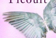 Könyv -zárt- Jodi Picoult: Csodalány