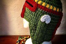 Knitting and Crocheting Patterns