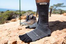 Injinji Socks - Winter 2016 - Six Jibe Sport / Sul nostro e-commerce www.sixjibesport.com potrai trovare il più vasto assortimento di calze Five Toes, tra cui il marchio leader del settore Injinji.