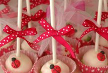 LadyBug treats / by Michelle Nelson-Dickinson