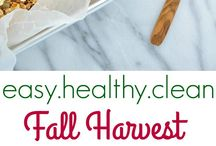 Fall Harvest Granola Bars