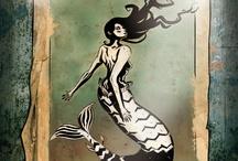 Il Capitano, la Sirena e la Balena