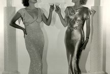 The 1930s. / Bias cut gowns, giant pants and pajamas on the beach. / by Jessica Parker