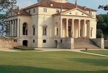 Andrea Palladio / A mix of Andrea Palladio's masterpieces