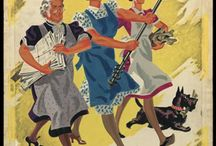 WWII Food Posters