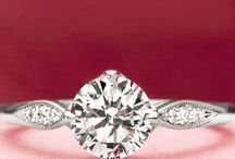 Engagement rings / by Jessica Peters